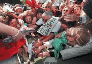 en España  hay hambre